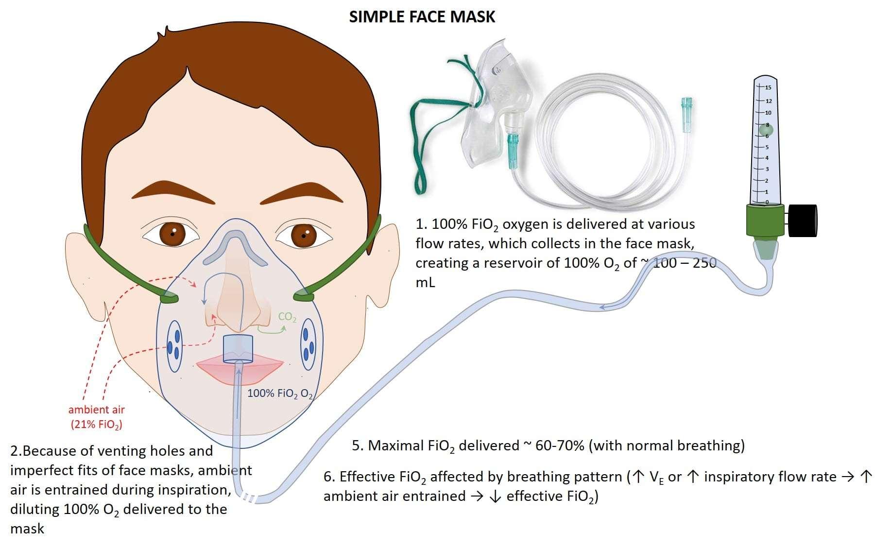 masque simple