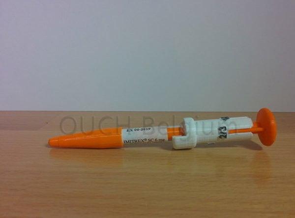 Injecteur 3D assemblé