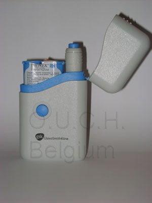 Imitrex SC injector set