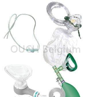 le matériel d'oxygénothérapie