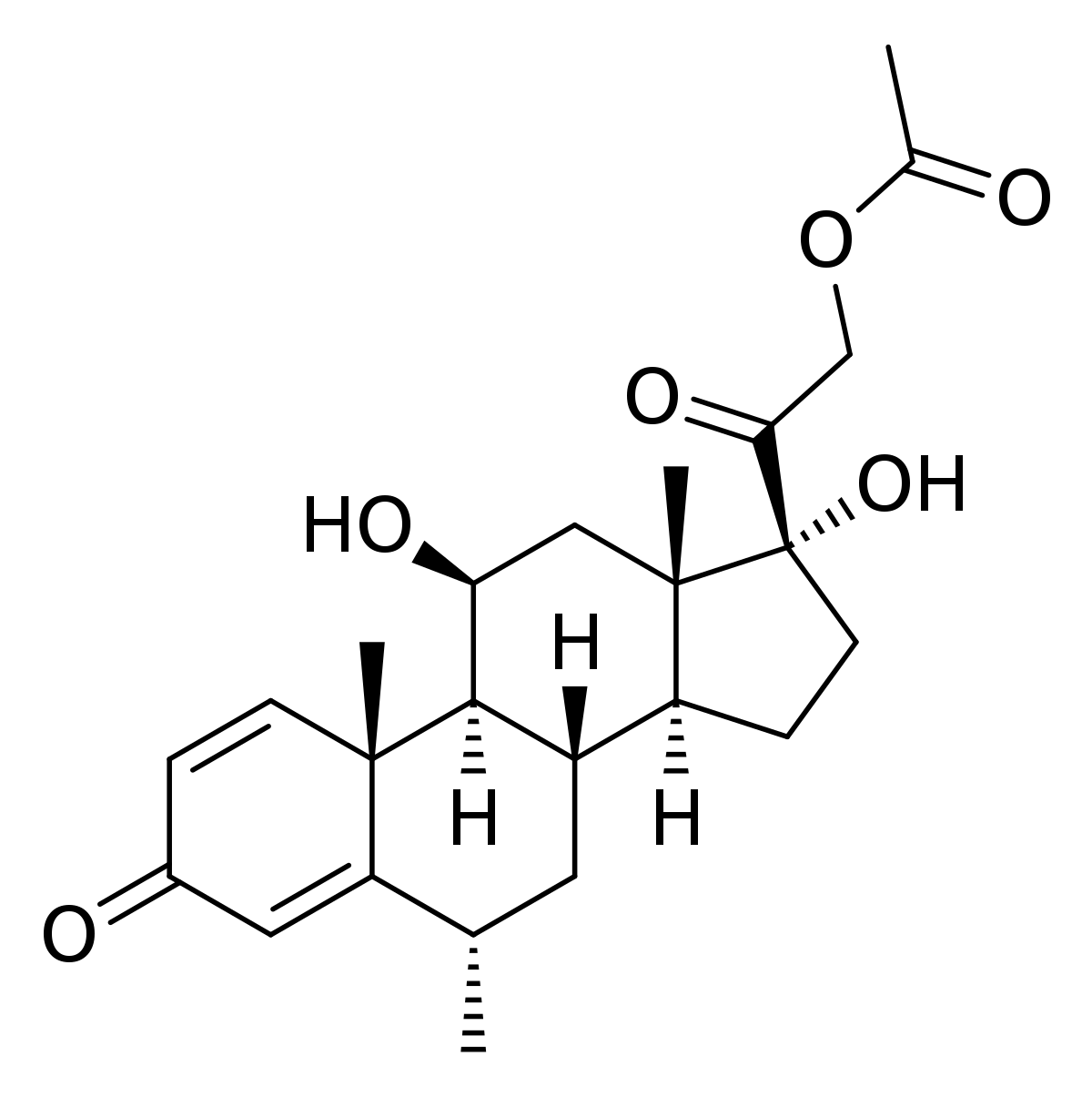 Methylprednisolone acetate (Medrol)