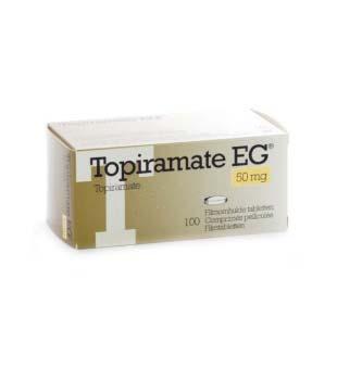 Topiramate EG