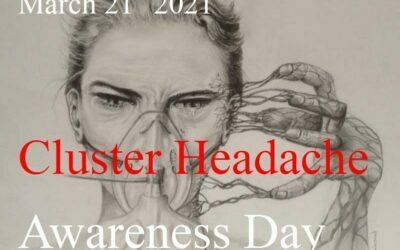 Cluster Headache Awareness Day 2021