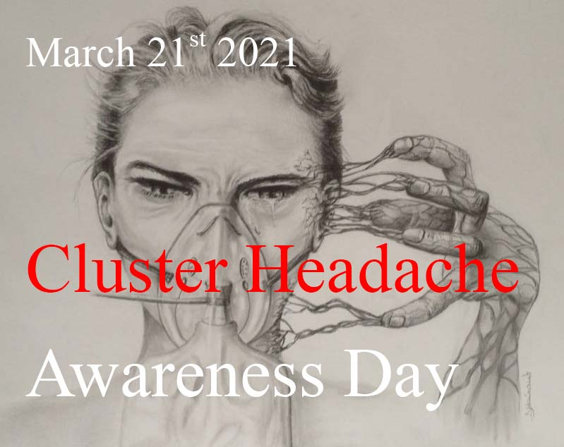 Cluster Headache Awareness Day 2021