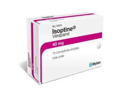Isoptine 40 mg is back